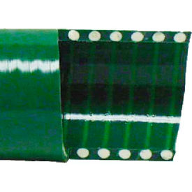 "12023006-20-Feet 2"" Green PVC Water Suction Hose, 20 Feet"
