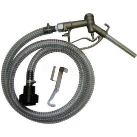 "55 gal. ibc hose kit for 2"" bung, aluminum nozzle 55 Gal. IBC Hose Kit for 2"" Bung, Aluminum Nozzle"