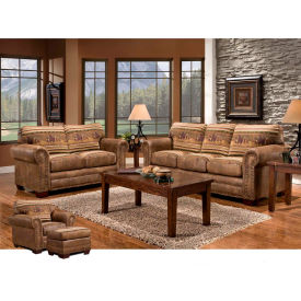 american furniture classics wild horses set, includes sofa, loveseat, chair & ottoman American Furniture Classics Wild Horses Set, Includes Sofa, Loveseat, Chair & Ottoman