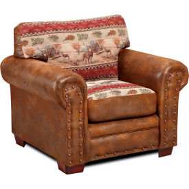 american furniture classics deer valley chair, 100% cotton tapestry American Furniture Classics Deer Valley Chair, 100% Cotton Tapestry