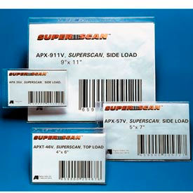 "SSM35 Label Holders, 3"" x 5"", Clear, Full Magnetic (50 pcs/pkg)"