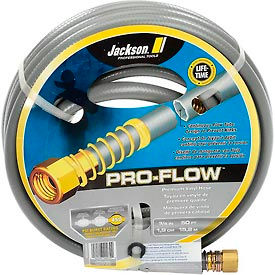 "4003900 Jackson; 4003900 Professional Tools 3/4"" X 50 Pro-flow Heavy Duty Professional Garden Hose"