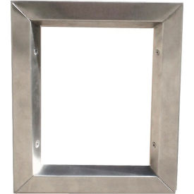 "stainless steel beveled vision lite vlfezs 1212, 12"" x 12"", Stainless Steel Beveled Vision Lite VLFEZS 1212, 12"" X 12"","