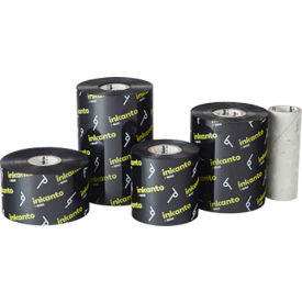 inkanto t65109io wax resin-enhanced ribbon, 110mm x 450m, awx fh, 12 rolls/case Inkanto T65109IO Wax Resin-Enhanced Ribbon, 110mm x 450m, AWX FH, 12 Rolls/Case
