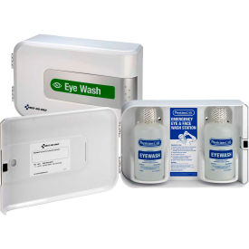 first aid only 91101 smartcompliance complete eyewash station First Aid Only 91101 SmartCompliance Complete Eyewash Station