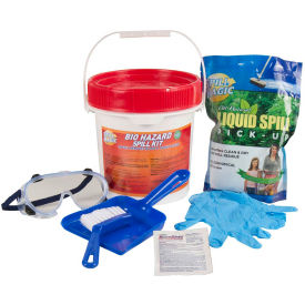 spill magic 97501biohazard spill kit, pail container Spill Magic 97501Biohazard Spill Kit, Pail Container