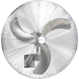 20899 Airmaster Fan UP18LW16-S8 18 Inch  Wall  Fan 1/5 HP 2600 CFM , Non-Oscillating
