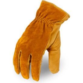 ironclad uld-c5-03-m ultimate leather 360 cut gloves, 1 pair, tan/black/yellow, medium Ironclad ULD-C5-03-M Ultimate Leather 360 Cut Gloves, 1 Pair, Tan/Black/Yellow, Medium
