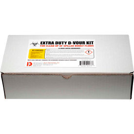 173 Big D Extra Duty DVour Bodily Fluid Clean-Up Kit - 173