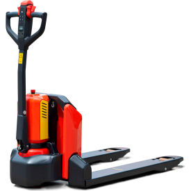 ballymore ballypal33n-27 self-propelled lithium ion powered pallet jack truck - 3300 lb. capacity Ballymore BALLYPAL33N-27 Self-Propelled Lithium Ion Powered Pallet Jack Truck - 3300 Lb. Capacity