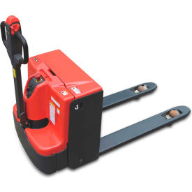 ballymore ballypal40l self-propelled electric powered pallet jack truck - 4000 lb. capacity Ballymore BALLYPAL40L Self-Propelled Electric Powered Pallet Jack Truck - 4000 Lb. Capacity