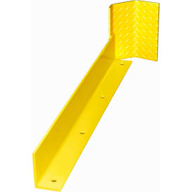 "bluff 36"" rack guard, rg36l, left side, yellow Bluff 36"" Rack Guard, RG36L, Left Side, Yellow"