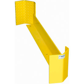 "bluff 42"" rack guard, rg42d, double end, yellow Bluff 42"" Rack Guard, RG42D, Double End, Yellow"