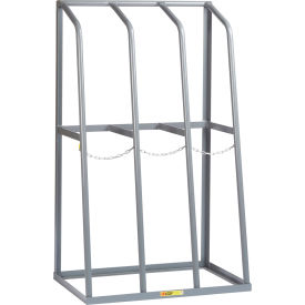 "little giant® br-2436-60 vertical bar rack 24""d x 36""w x 60""h -3 bays, 1500 lb cap. per bay Little Giant® BR-2436-60 Vertical Bar Rack 24""D x 36""W x 60""H -3 Bays, 1500 LB Cap. Per Bay"
