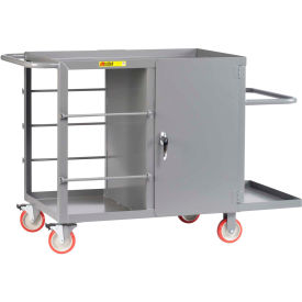 RCM-2448-5PYTL Little Giant; Wire Reel Cart with Cabinet