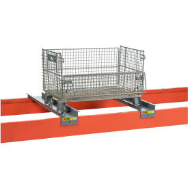 "little giant® rack deck channel bar, 42"" depth Little Giant® Rack Deck Channel Bar, 42"" Depth"
