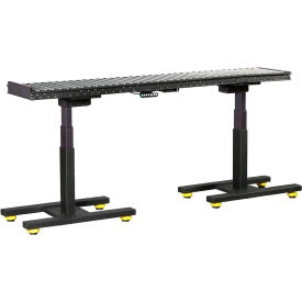 "built systems electric height adjustable conveyor 46818 7l x 18""w - 200 lb. capacity Built Systems Electric Height Adjustable Conveyor 46818 7L x 18""W - 200 Lb. Capacity"