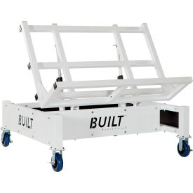 "built systems electric tilt cart 46819 54""l x 51""w - 150 lb. capacity Built Systems Electric Tilt Cart 46819 54""L x 51""W - 150 Lb. Capacity"