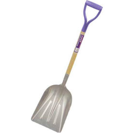28-101 Aluminum Scoop Shovel