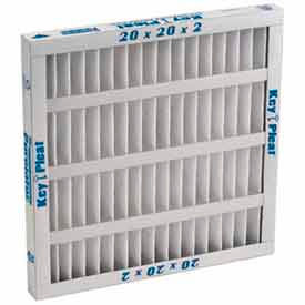 "5251123101 Purolator; 5251123101 Self Supported Pleated Filter 20""W x 20""H x 2""D"