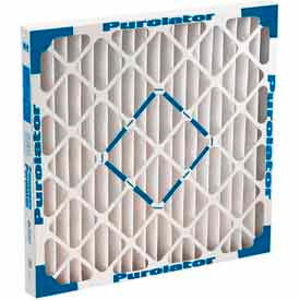 "5267441029 Purolator; 5267441029 Standard Size Pleated Filters Hi-E 16""W x 25""H x 2""D"