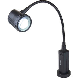 LF-10 Carson; LF-10 LightFlex; LED Task Lamp W/ Flexible, Adjustable Neck & Magnetic Base