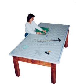 159G SpeedPress 159G 4 x 6 Rhino Self Healing Cutting Mat W/ Grid