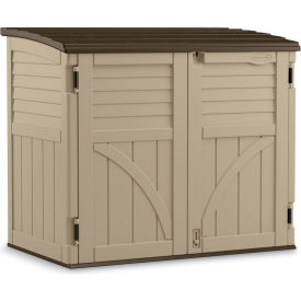 "BMS3400 Suncast Horizontal Storage Shed - 53""Wx32-1/2""Dx45-1/2""H"