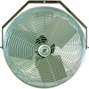 "07986002 TPI Workstation Fans - 12"" Blade Diameter - 1/12 Hp - Wall-Mount"