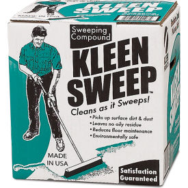 1815 Kleen Sweep Sweeping Compound - 50-Lb. Box