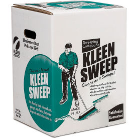 1816 Kleen Sweep Sweeping Compound - 100-Lb. Box