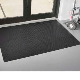 "400* Andersen Safety Scrape Mat - 3 x 5, 3/8"" Thick, Black"
