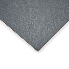 "427.38x2x3GY Wearwell Soft Step Anti-Fatigue And Safety Mat, 3/8"" Thick  24""X36"", Gray"