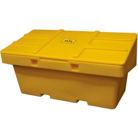 "SOS 36-YELLOW Techstar SOS Outdoor Storage Container 72"" x 36"" x 36"" - 36 Cu. Ft. Yellow"