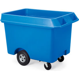 "730B Techstar Next Generation Starcarts Bulk Trucks - 31""Wx48""Dx34-1/2""H - Blue"