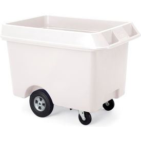 "730B/WHITE Techstar Next Generation Starcarts Bulk Trucks - 31""Wx48""Dx34-1/2""H - White"