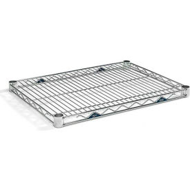 2124BR Metro Extra Shelf For Open-Wire Shelving - 24X21""