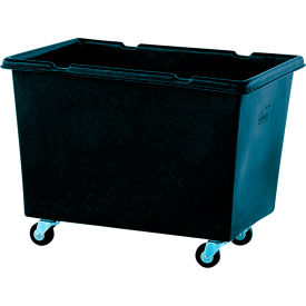 "135AR-C-BLK Recycled Material Handling Carts - Smooth Walls, Plywood Base - 29""Wx41""Dx31""H"