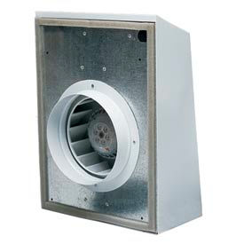 "EXT200B Continental Fan EXT200B External Duct Fan Mount 8"" 420 CFM"