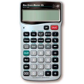 3405 Real Estate Master IIIx - Residential Real Estate Finance Calculator