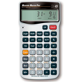 4020 Measure Master Pro - Feet-Inch-Fraction and Metric Calculator