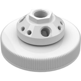 cp lab safety 10-port cap with plugs, for nalgene carboys with 100-415 closure CP Lab Safety 10-Port Cap with Plugs, For Nalgene Carboys with 100-415 Closure