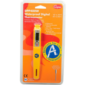 DPP400W-0-8 Cooper-Atkins; DPP400W - Digital Thermometer, Waterproof, Pen Style, Auto Shut-Off