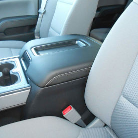 console vault vehicle safe 1050-3d for gm bucket seat - 14-16 3 digit combo lock