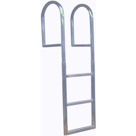dock edge dock ladder 3 step fixed, welded aluminum - 2013-f Dock Edge Dock Ladder 3 Step Fixed, Welded Aluminum - 2013-F