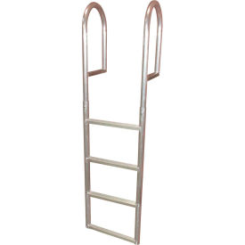 dock edge dock ladder 4 step fixed, welded aluminum - 2014-f Dock Edge Dock Ladder 4 Step Fixed, Welded Aluminum - 2014-F