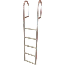 dock edge dock ladder 5 step fixed, welded aluminum - 2015-f Dock Edge Dock Ladder 5 Step Fixed, Welded Aluminum - 2015-F