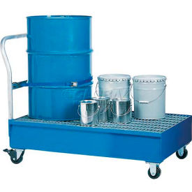 K17-3107 Denios K17-3107 2 Drum Spill Containment Cart - 66 Gallon Capacity