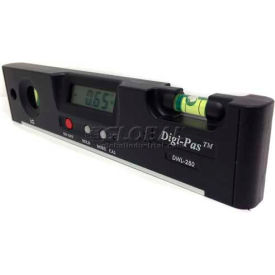 digi-pas® dwl-280 torpedo digital level Digi-Pas® DWL-280 Torpedo Digital Level