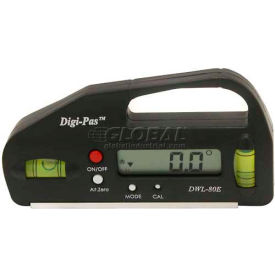digi-pas® dwl-80e pocket-sized digital level Digi-Pas® DWL-80E Pocket-Sized Digital Level